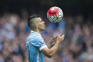 Sergio Aguero will stay at Manchester City, says Pep Guardiola