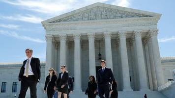 Trump travel ban: Supreme Court rejects block on relatives