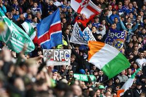 first rangers vs celtic fixture of the new season moved to noon kick off for live tv