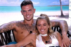 Love Island's Sam and Georgia reveal the couple they think deserve to win
