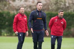 rangers defender danny wilson ready to fight for his place in pedro caixinha's team