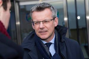 rangers on verge of place on spfl board as celtic chief peter lawwell decides against standing for re-election