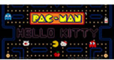 sanrio and bandai namco entertainment join forces with new hello kitty ♥ pac-man mobile game and merchandise