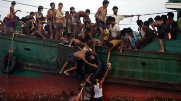 thailand convicts rohingya traffickers at mass trial