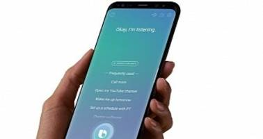 Samsung's Bixby Intelligent Assistant Can Interact with WhatsApp, Facebook, More