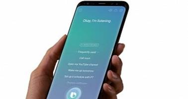 Samsung's Bixby Intelligent Interface Finally Rolls Out to Galaxy S8/S8+ Owners