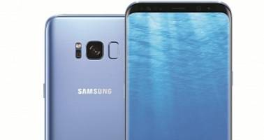 Samsung Galaxy S8 & Galaxy S8+ Coral Blue Flavors Available in the US on July 21