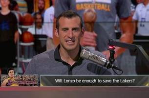 will lonzo be enough to save the lakers? | the herd