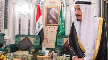 Saudi Arabia's King Salman overhaul security agencies