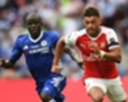 Arsenal vs Chelsea: TV channel, free stream, kick-off time, odds & match preview