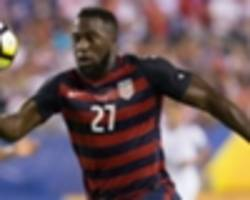 'my girl's mad at me!' – altidore makes light of el salvador biting incident