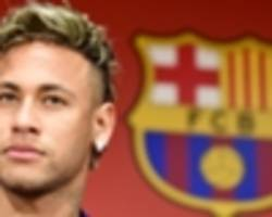 neymar signing 'would be good' for psg, says thiago silva