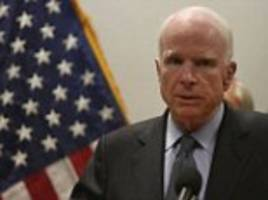 John McCain issues blistering Putin/Syria statement