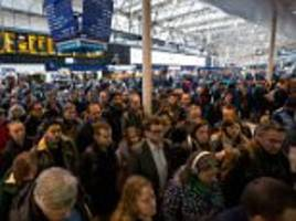 Southern Rail strikes called off for talks