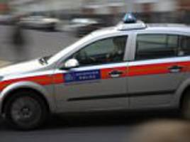 teen on a stolen moped dies after crashing into police car