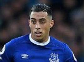 everton's ramiro funes mori could face nine months out