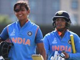 india to face england at lord's in women's world cup final
