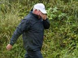 Mark O'Meara's disastrous opener set the tone at The Open