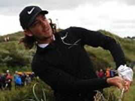 tommy fleetwood's local knowledge not much use
