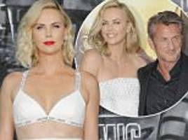 charlize theron says she went on 'incredible date'