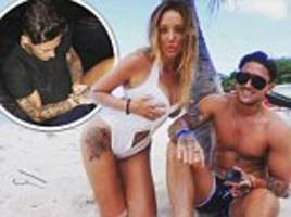 Stephen Bear claims he's split from Charlotte Crosby