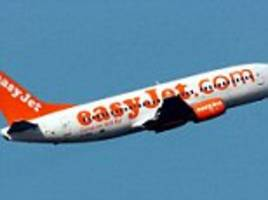 easyjet seat sales cause an airline share sell-off