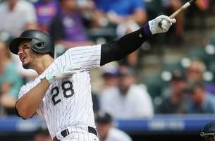 arenado crushes 3 homers in rockies rout of padres