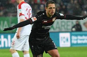 Chicharito making Premier League return after agreeing to join West Ham United