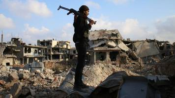 syria war: trump 'ends cia arms programme for rebels'