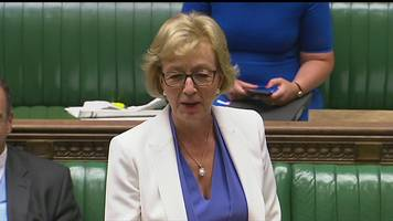 Leadsom calls Jane Austen 'one of our greatest living authors'