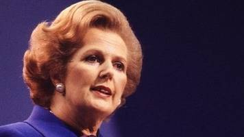 margaret thatcher suggested threatening saddam with chemical weapons