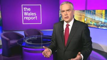 Huw Edwards cannot give evidence to AMs, committee told