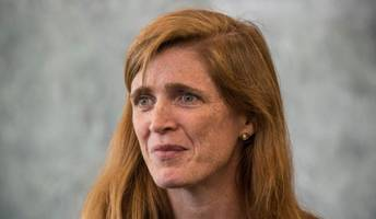 new scapegoat emerges in unmasking scandal: meet obama's former u.n. ambassador samantha power