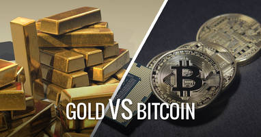 should you own bitcoin or gold? that's easy