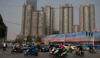 Slowdown In China's Tier 1 Housing Market Accelerates; First Beijing Price Drop Since 2015