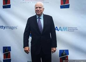 John McCain Is Diagnosed With Brain Cancer, Politicians Send Support