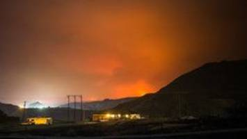 b.c. forest fire claims at least 41 more homes