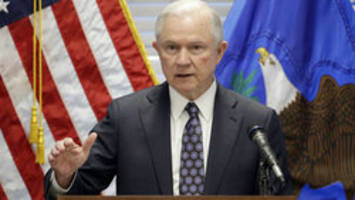 Trump rages at Sessions in New York Times interview