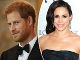 prince harry could propose to next month, friends say