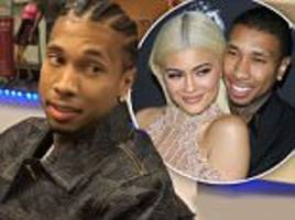 tyga discusses his relationship with kylie jenner