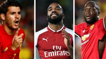 Morata, Lukaku, Lacazette - which one is the best deal?