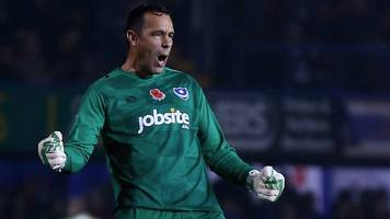 david forde: cambridge sign former millwall and republic of ireland keeper