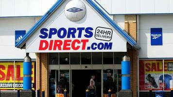 Sports Direct profits dive by nearly 60%