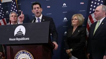 house gop budget between a moderate rock and a hard-right place