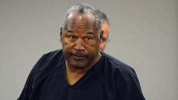 o.j. simpson will get out of prison early