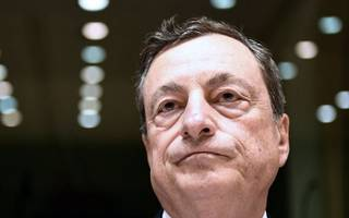ECB holds policy steady as investors look for taper hints