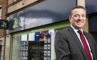 nottingham building society: coming to a town near you?
