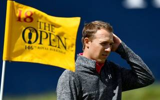 spieth, koepka and kuchar set open pace as mcilroy battles