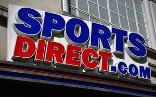 sports direct profits fall 60 per cent to their lowest in six years