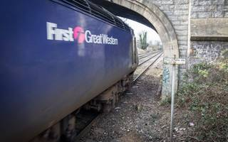 the government has binned massive rail electrification plans